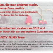 weihnachtsgruß safety films web